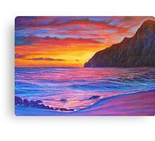 Dawn Over Makapu'u Point Canvas Print
