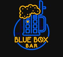 BLUE BOX BAR Unisex T-Shirt