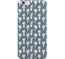 Totoros Chu & Chibi Pattern iPhone Case/Skin