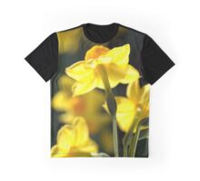 Glowing Lights - Jonquils Graphic T-Shirt