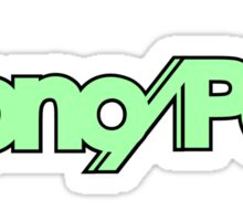 Vintage Korg Mono Poly  Sticker