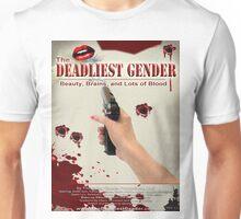 Deadliest Gender Movie Poster Tee Unisex T-Shirt
