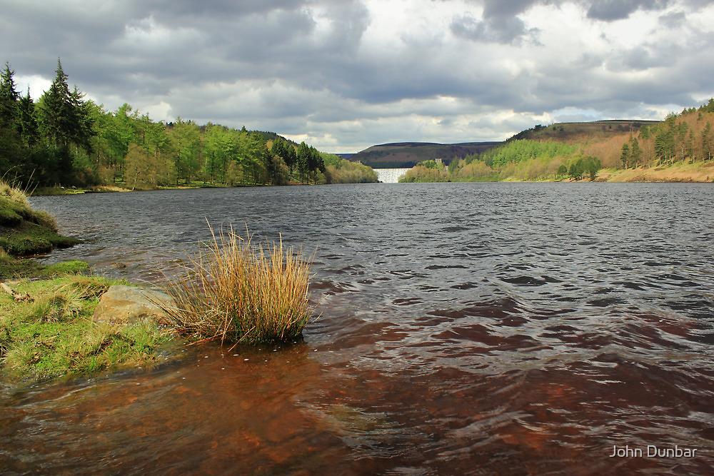 Upper Derwent Reservoir by John Dunbar
