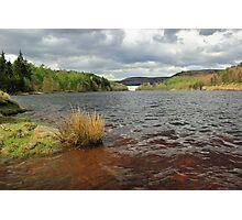 Upper Derwent Reservoir Photographic Print