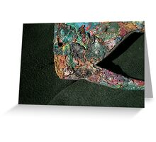 3 Pearls Greeting Card