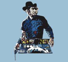 Gunslinger by loogyhead