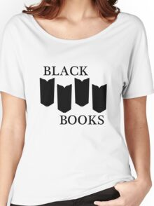 Black Books tshirt Women's Relaxed Fit T-Shirt