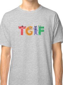 TGIF Monsters Classic T-Shirt