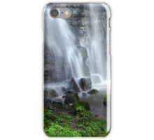 Waterfall at Swallet Falls iPhone Case/Skin