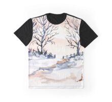 The joy of snow Graphic T-Shirt