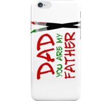 Fathers Day iPhone Case/Skin