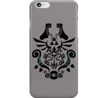 Legend of Zelda (mashup) iPhone Case/Skin