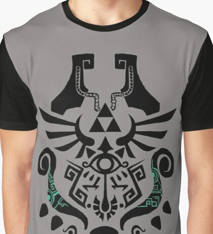 Legend of Zelda (mashup) Graphic T-Shirt