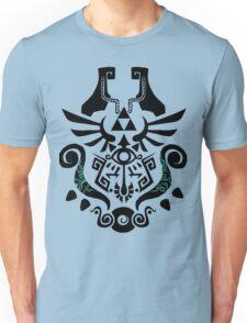 Legend of Zelda (mashup) Unisex T-Shirt
