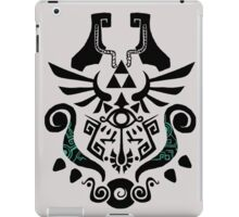 Legend of Zelda (mashup) iPad Case/Skin