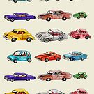 Car collection  by vian