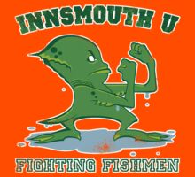 The Fighting Fishmen Kids Clothes