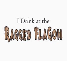 I Drink at the Ragged Flagon by sisterwolf