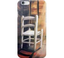GUARDIAN OF THE LITTLE CHAIR iPhone Case/Skin