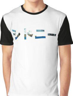 Sydney Katakana Graphic T-Shirt