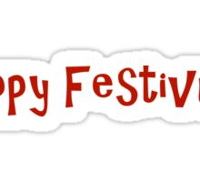 Happy Festivus Sticker