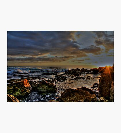 Sunrise Fairy Bower-Manly Photographic Print