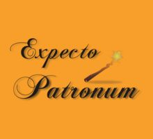 expecto patronum spell magic by tia knight