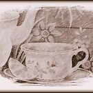 Tea Time © by Dawn M. Becker
