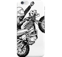 Women Who Ride - Dare Devil iPhone Case/Skin