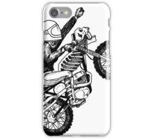 Women Who Ride - Dare Devil iPhone Case/Skin