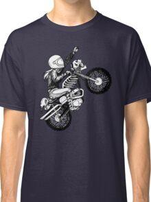 Women Who Ride - Dare Devil Classic T-Shirt