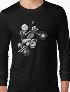 Women Who Ride - Dare Devil Long Sleeve T-Shirt