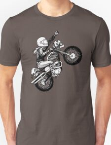 Women Who Ride - Dare Devil Unisex T-Shirt