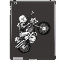 Women Who Ride - Dare Devil iPad Case/Skin