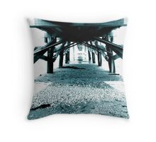All Colors are just Reflected Images of Themselves. Throw Pillow