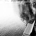 Submerged park seat - New England by adlad