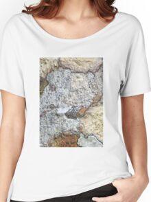Textural Craze I Women's Relaxed Fit T-Shirt
