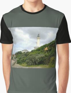 Lighthouse at Point Lonsdale Vic. Australia Graphic T-Shirt