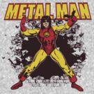 Metal Man 2 by CoDdesigns