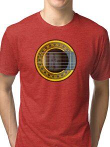 Flamenco Guitar by rafi talby Tri-blend T-Shirt