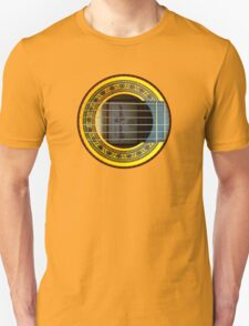 Flamenco Guitar by rafi talby T-Shirt