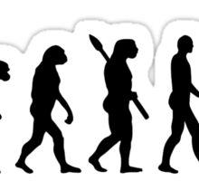 Evolution gymnastics Sticker