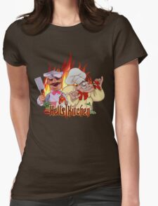 Hell's Kitchen Womens Fitted T-Shirt
