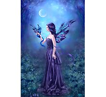 Iridescent Fairy & Dragon Photographic Print