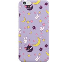 Sailor Chibimoon Pattern iPhone Case/Skin