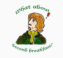 What about second breakfast? Men's Baseball ¾ T-Shirt