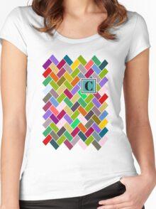 C Monogram Women's Fitted Scoop T-Shirt