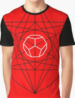 Dodecahedron special Graphic T-Shirt