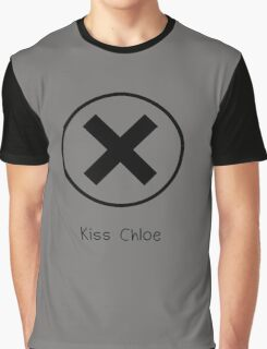 X to Kiss Chloe Alt. (Life is Strange Graphic T-Shirt