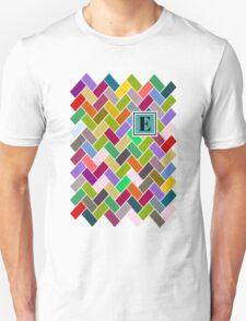 E Monogram Unisex T-Shirt